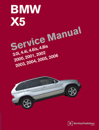 bmw repair manual bmw x5 e53 2000 2006 bentley publishers rh bentleypublishers com bmw x3 e83 service manual free download bmw x3 e83 service manual free download