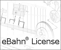 VW Eos 2007 eBahn License
