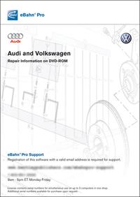 eBahn Pro: Audi and Volkswagen - Bentley Publishers - Repair Manuals ...