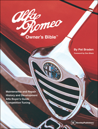 Alfa Romeo Owners Bible