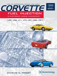 Corvette Fuel Inj/Elec Eng 82-01