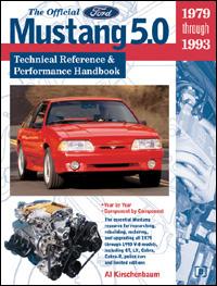 Ford Mustang 5.0 Handbook 79-93