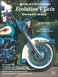 Harley Evolution Owner's Bible