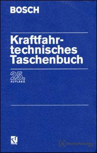 Bosch Kft Taschenbuch 25.Auflage