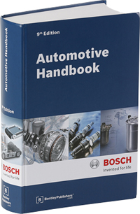 Bosch Automotive Handbook 9th Ed.