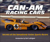 CAN-AM Racing Cars: Secrets
