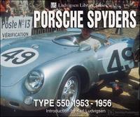Porsche Spyders: Type 550 1953-56