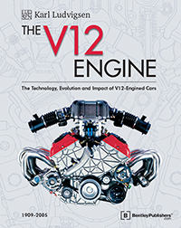 The V12 Engine by Karl Ludvigsen