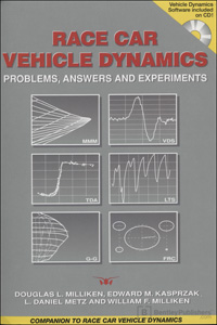 Race Car Vehicle Dynamcics Workbk 