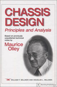 Chassis Design by Maurice Olley