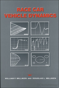 Race Car Vehicle Dynamics Textbk  