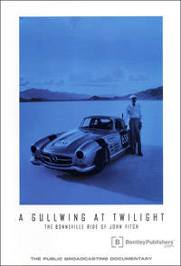A Gullwing At Twilight DVD