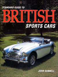 Stand Guide to British Sports Cars