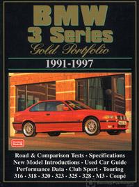 BMW 3 Series Gold Portfolio 91-97
