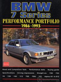 BMW 7 Series Perf Portfolio 86-93