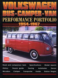VW Bus/Camper/Van Portfolio 54-67