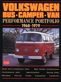 VW Bus/Camper/Van Portfolio 68-79