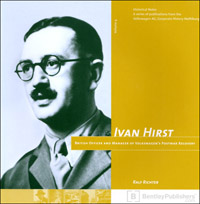 Ivan Hirst Historical Notes Vol 4