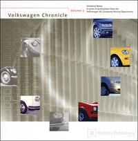 Volkswagen Chronicle Notes Vol 7