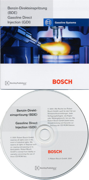 Bosch Gasoline Direct Injection CD