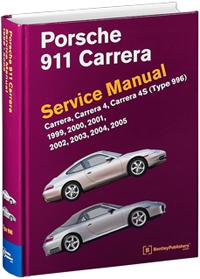 Porsche 911 (996) Manual 1999-2005