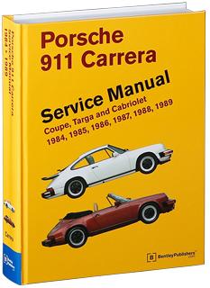 Porsche 911 Carrera 84-89 Serv Man