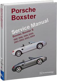 Porsche Boxster 1997-2004 Serv Man