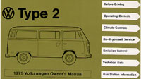 VW TYPE 2 1979 OM