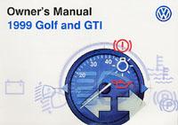 VW GOLF/GTI A3 1999 OM