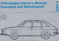VW TYPE 4 1973 OM