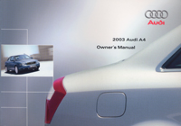 Audi A4 2003 OM