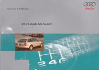 Audi A4 Avant 2001 OM