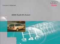Audi A4 Avant 2000 OM