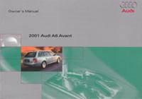 Audi A6 Avant 2001 OM