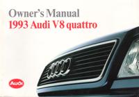 Audi V8 quattro 1993 OM