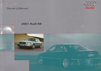 Audi S8 2001 OM