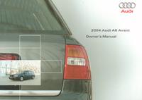 Audi A6 Avant 2004 OM