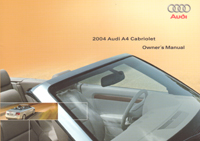 Audi A4 Cabriolet 2004 OM