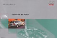 Audi A6 Avant 2000 OM             