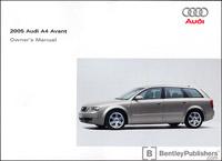 Audi A4 Avant 2005 OM