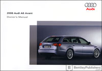 Audi A6 Avant 2006 OM