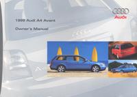 Audi A4 Avant 1999 OM