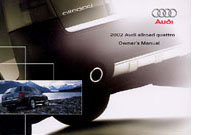 Audi Allroad Quattro 2002 OM      