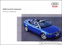Audi S4 Cabriolet 2005 OM