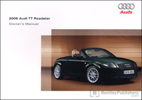 Audi TT Roadster 2006 OM