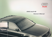 Audi A8 2003 OM                   