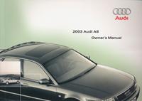 Audi A8 2003 OM