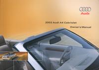 Audi A4 Cabriolet 2003 OM