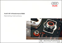 Audi A8 Infotainment MMI 2006 OM