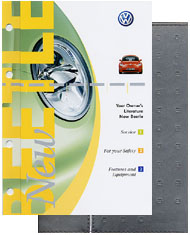 vw volkswagen owners manual  beetle  bentley